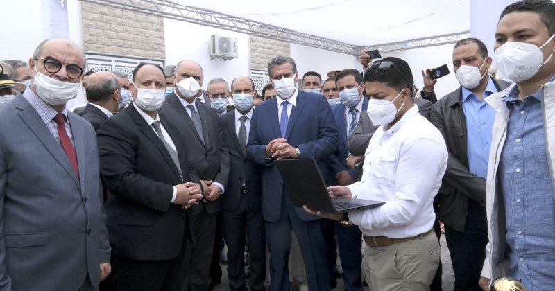 أخنوش يزور إقليم تازة ويُطلق برنامج التنمية القروية المندمجة بالمناطق الجبلية لمقدمة الريف