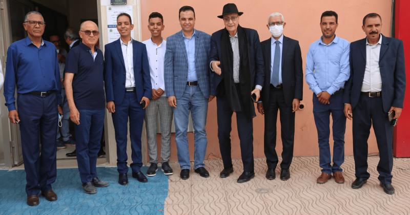 التجمع الوطني للأحرار يفتتح مقراً إقليمياً جديداً بمدينة ورزازات
