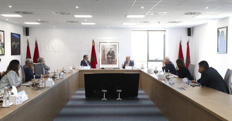التجمع الوطني للأحرار يستقبل رئيس لجنة النموذج التنموي الجديد لمناقشة التقرير العام للجنة
