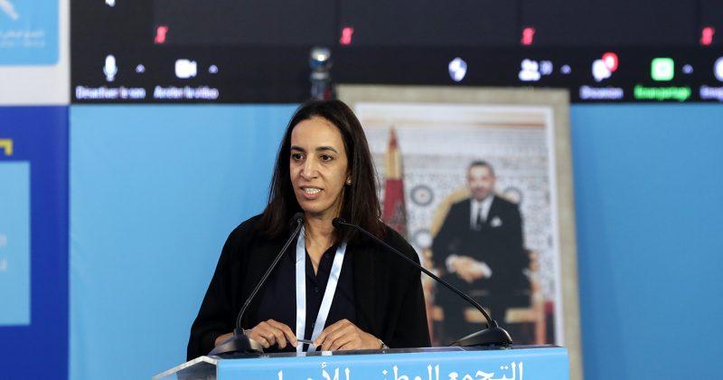 امباركة بوعيدة: الحماية الاجتماعية أولوية ولبنة لبناء مغرب قوي ومغرب الثقة بين المواطن والمؤسسات