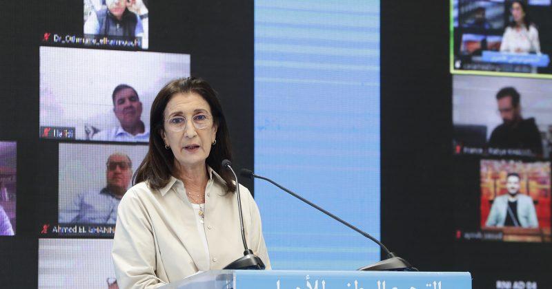 بنخضراء: لا نمو اقتصادي دون المرأة وللأحرار مخطط وإرادة حقيقية لدمجها في سوق الشغل