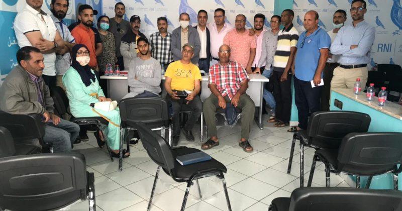 تأسيس المكتب الإقليمي لمنظمة التجار الأحرار بالمحمدية
