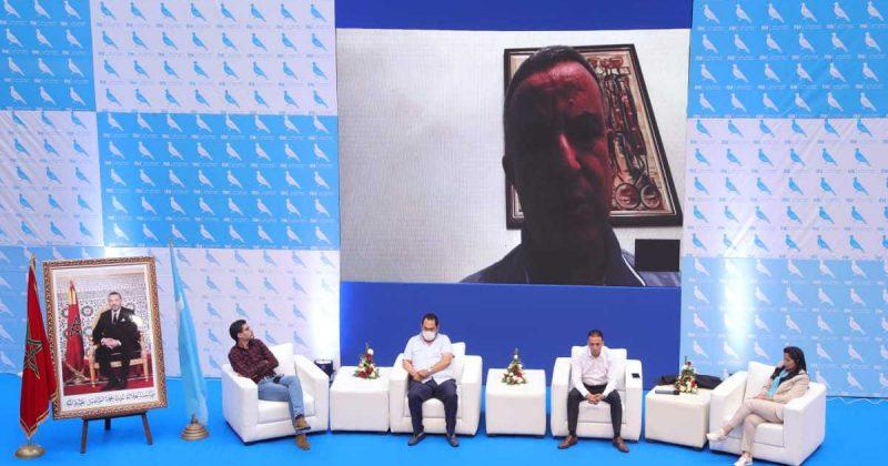 أوجار: لا مستقبل للديمقراطية في بلدنا إلا بانخراط حماسي شبابي