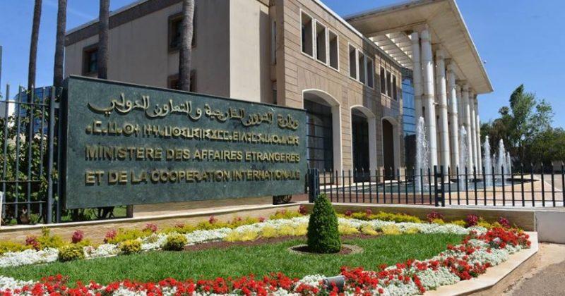 الخارجية المغربية تؤكد على أن قرار البرلمان الأوروبي لا يغير في شيء الطابع السياسي للأزمة الثنائية بين المغرب وإسبانيا