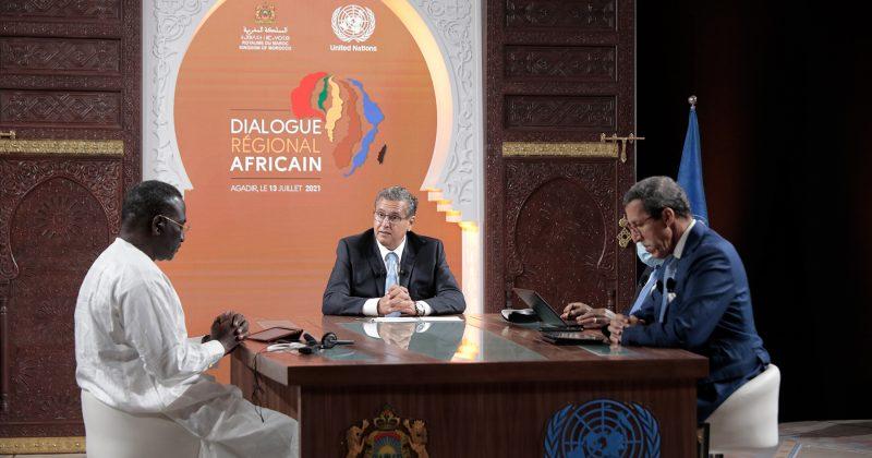 أخنوش: الحوار الإقليمي من أجل أفريقيا مناسبة لمناقشة تطلعات والتزاماتها هذه القارة لتطوير نظم غذائية مستدامة