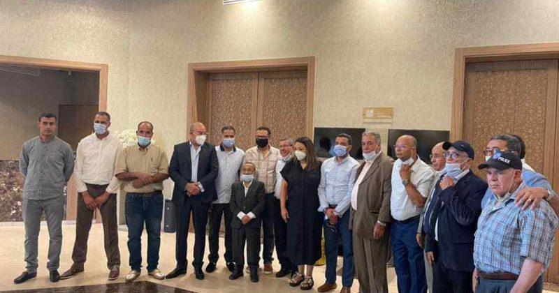 بوسعيد يستقبل الأعضاء الجدد لغرفة الصناعة التقليدية لجهة الدار البيضاء سطات