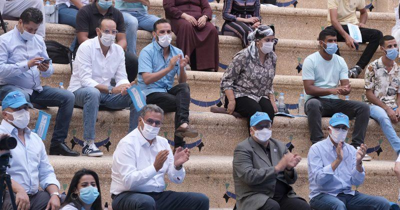 """""""أحرار"""" مراكش : علينا جميعاً أن نساهم في اختيار الأمثل القادر على ترجمة تطلعات المراكشيين إلى إجراءات حقيقية"""