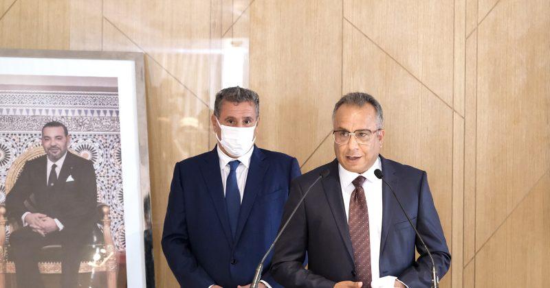 بنعلي: نؤيد التوجهات التي تخدم مصلحة الناخب المغربي في هذه المرحلة الدقيقة